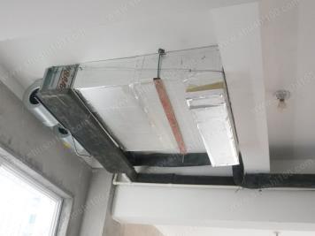 淮安融侨华府中央空调,地暖安装现场直击—更加舒适的