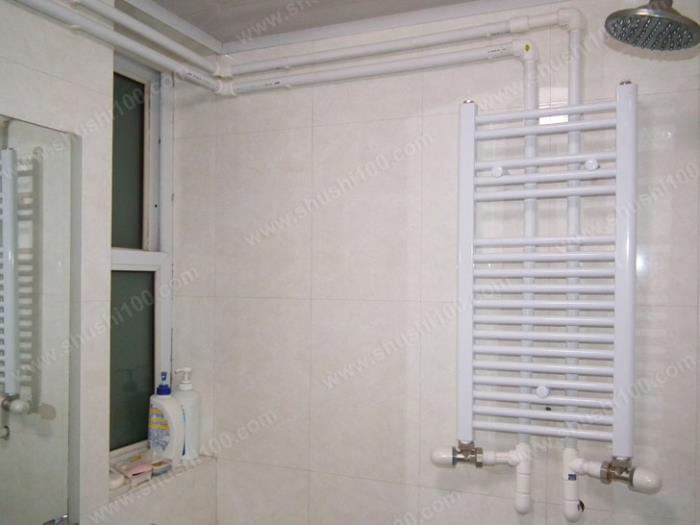 卫生间 明装 卫浴 暖气片装修效果图