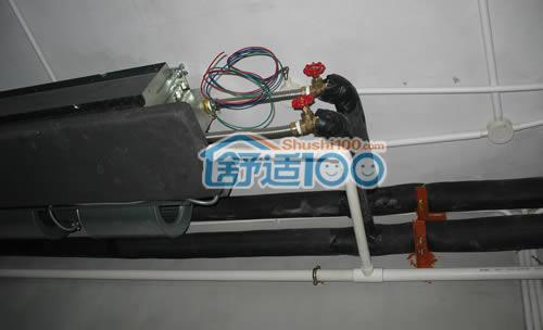中央空调室内机规范安装