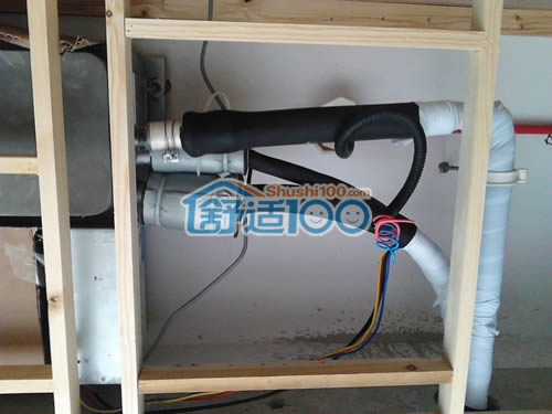 家用中央空调 客厅 室内机 更多03 箭头可以切换上一张,下一张