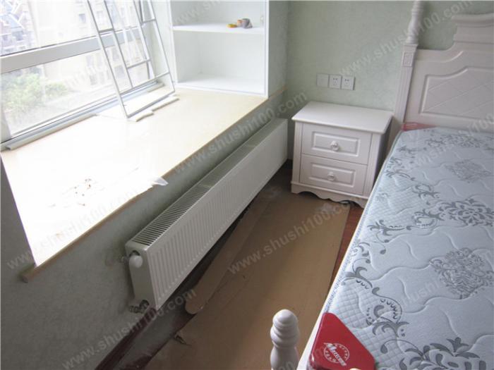 卧室暖气片安装完成 (4/7)图片