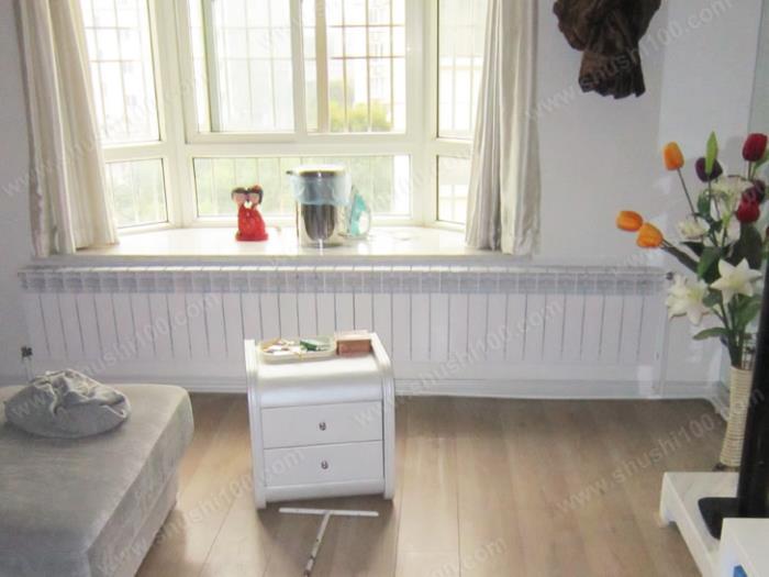 客厅明装暖气片 装修 效果图 舒适100网