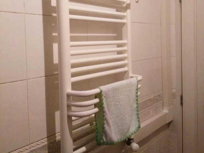 卫浴暖气片装修效果图