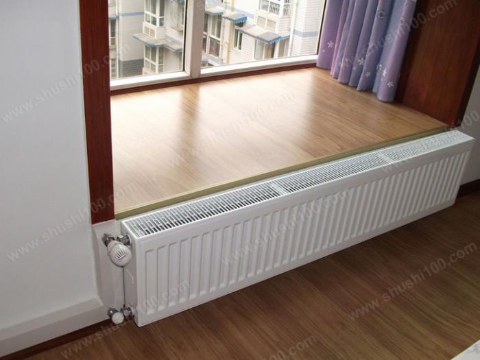 卧室钢制板式暖气片装修效果图,带来温暖舒适