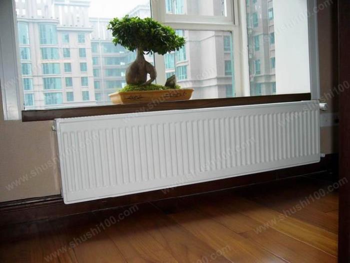 雅克菲 钢制板式暖气片装修效果图, 雅克菲 暖气