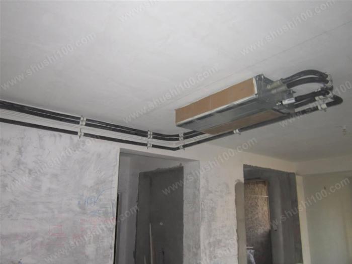 三星中央空调室内机外形纤薄