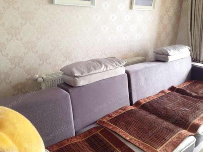 客厅暖气片装修效果图 舒适100网