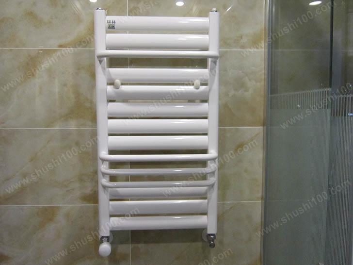 暖气片安装效果图 舒适卫浴