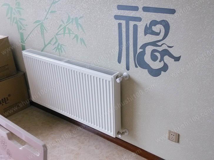 家庭采暖安装 暖气片安装美观