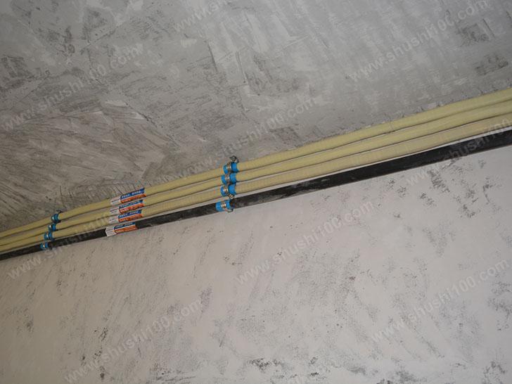 中央空调施工图 安装