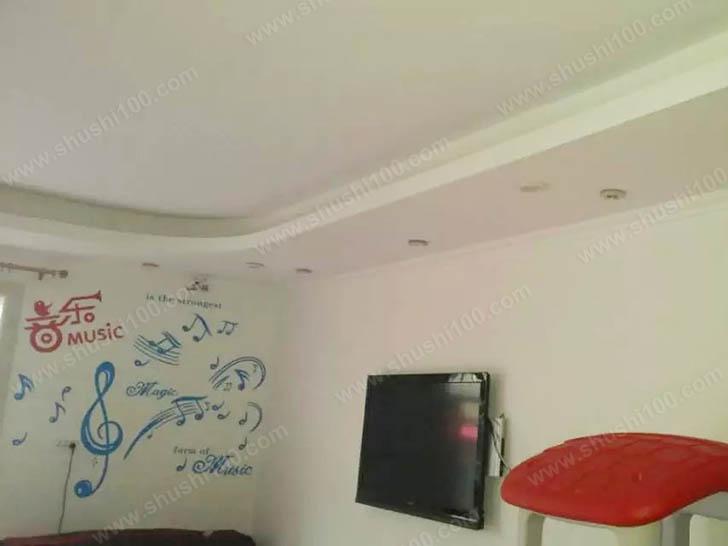 新风安装效果图 不占据室内空间