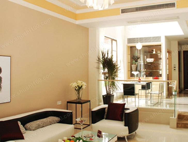 别墅中央空调安装效果图 中央空调更显别墅大气奢华