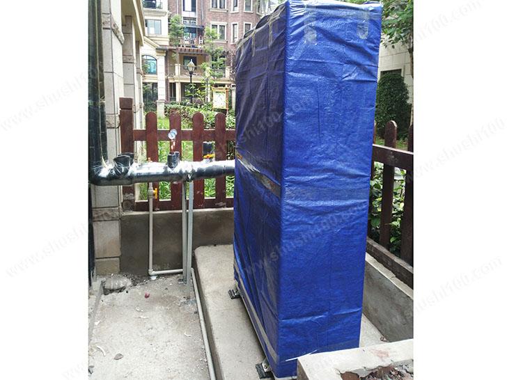 中央空调 中央空调室外机安装