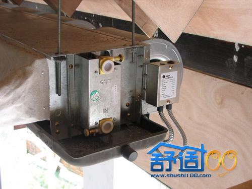 特灵中央空调风机盘管安装