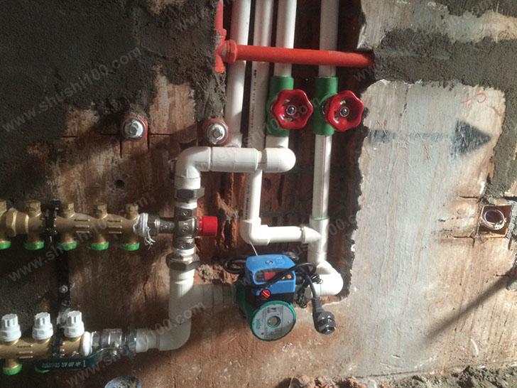 暖气片安装 管路打压测试