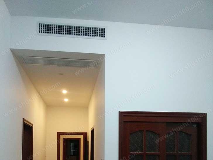 中央空调效果图 打造舒适空间