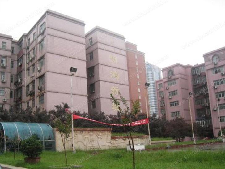 郑州明鸿新城暖气片安装工程案例—已装修的房子也能舒适采暖