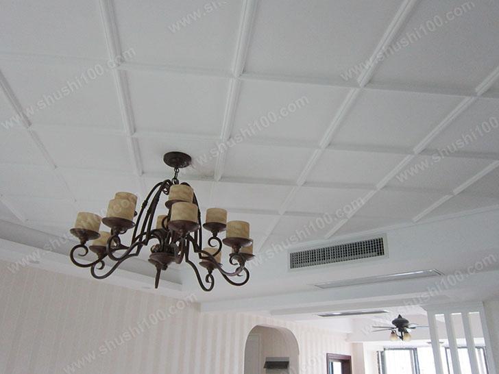 中央空调安装效果图 安装美观大方