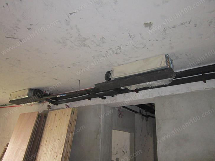 中央空调安装 特灵风机盘管安装