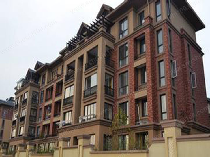 扬州江都欧洲城中央空调工程案例—享受健康、舒适家居生活