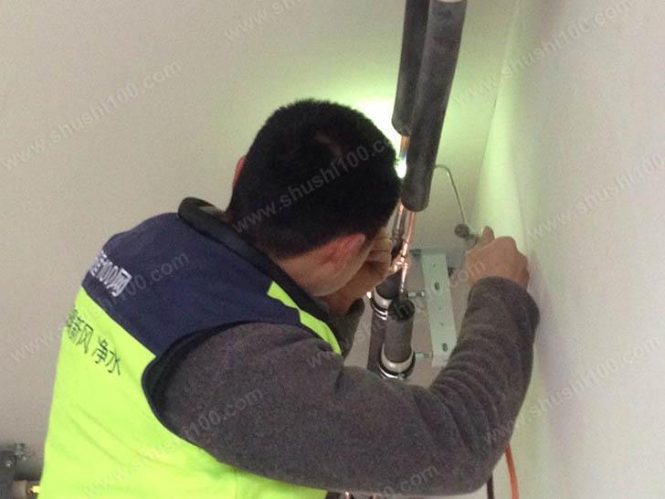 中央空调安装 三菱重工室内机安装
