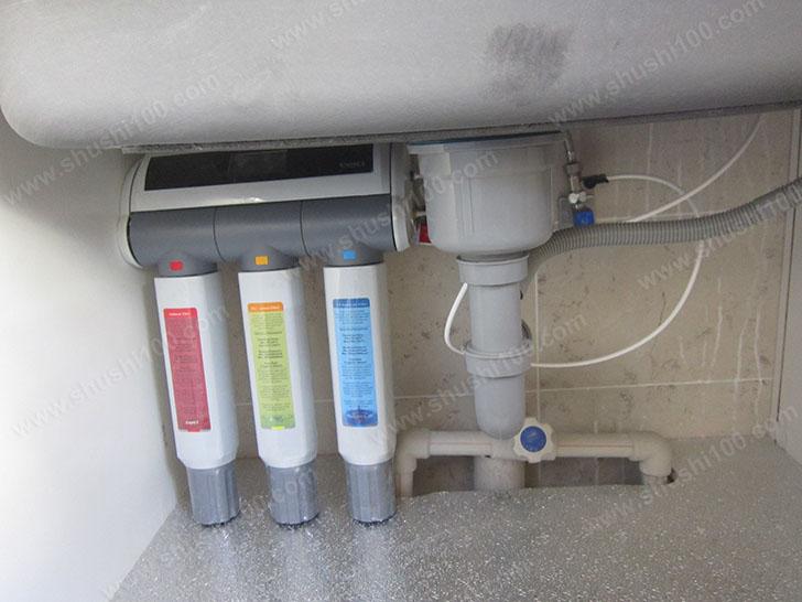中央净水安装 恩美特直饮机安装效果图