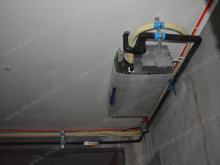 中央空调施工图 细节安装