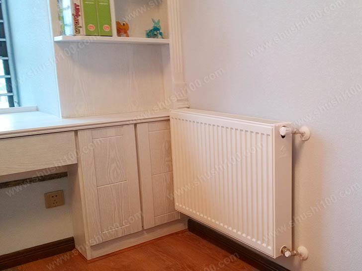 家庭采暖安装 暖气片安装与装修风格一致