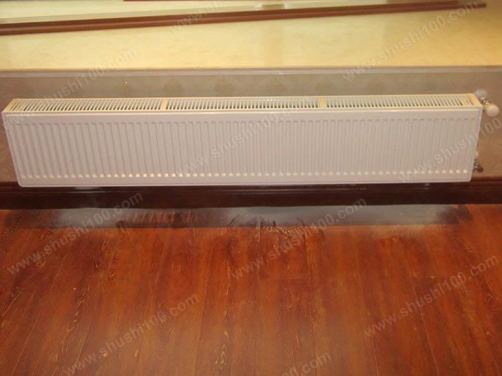 暖气片安装效果图 不影响室内美观