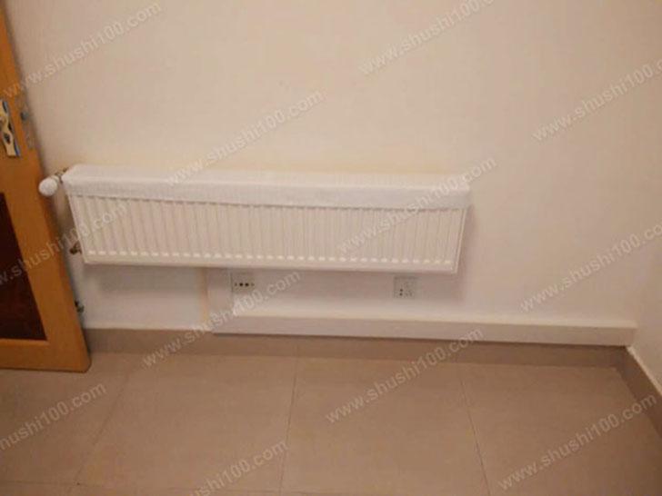 家庭采暖安装 暖气片施工效果图