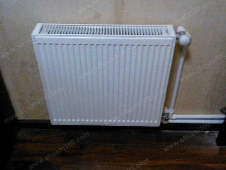 舒适100网明装暖气片工程案例集锦—装修好的房子也可以装采暖