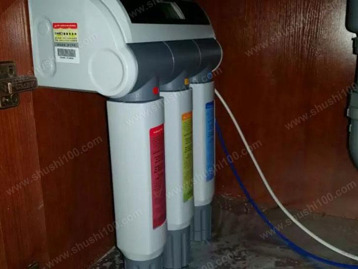 中央净水安装 净水器安装效果图
