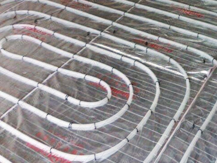 苏州园区海尚一品地暖散热片复合采暖工程案例—复合搭配采暖生活更美