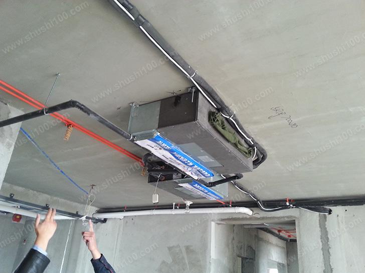 烟台黄海明珠中央空调、中央净水工程案例—舒适100让您更省心
