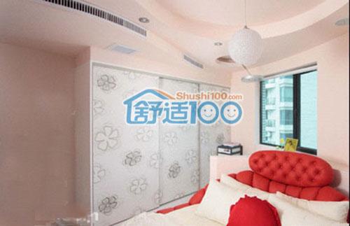 上海胡姬新风中央空调,花园,地暖螺丝,系统膨胀效果图吊顶安装净水离墙多远图片