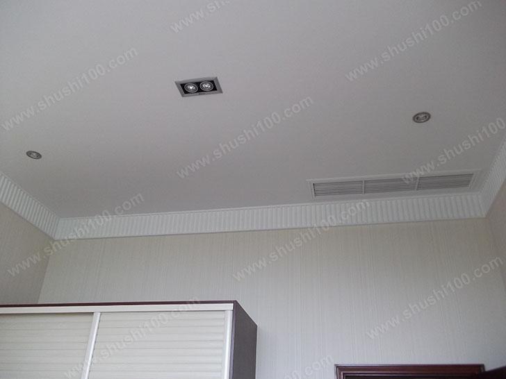 中央空调效果图 节约室内空间