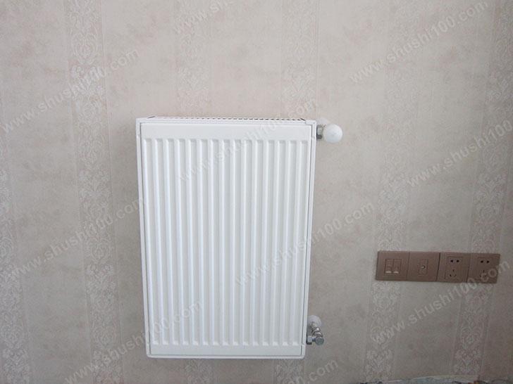 暖气片安装效果图 极速升温