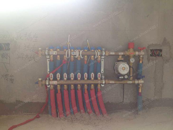 家庭采暖安装 分集水器安装规范