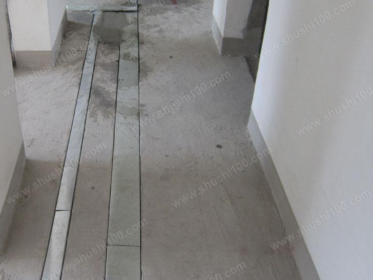 雅克菲暖气片工程实例—武汉爱家国际华城三室两厅安装案例