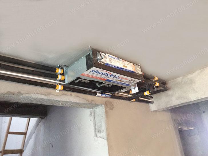 中央空调室内机安装规范