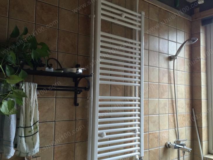 杭州绿城蓝庭三室两厅暖气片安装工程—雅克菲营造暖暖田园风