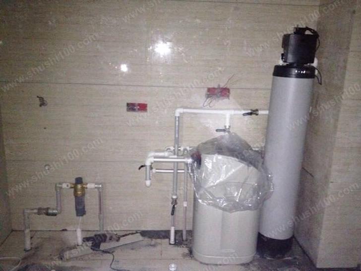 恩美特中央净水安装案例—福州名城港湾别墅工程实例