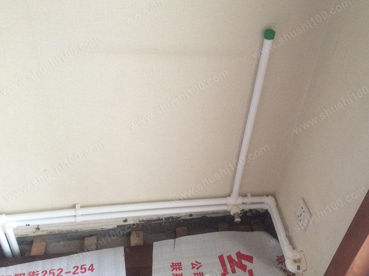 暖气片施工图 安装不破坏装修