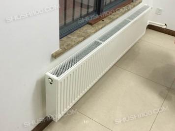 上海金巷小区暖气片安装效果图