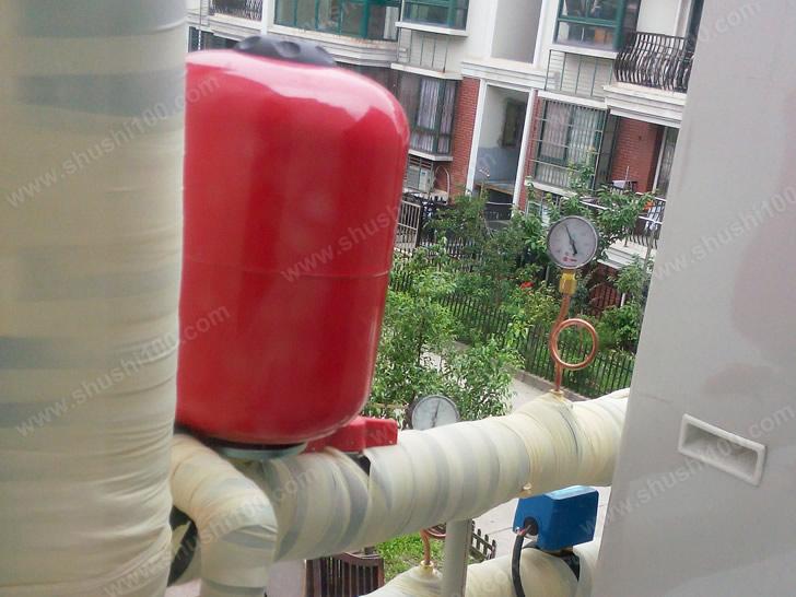 上海逸墅新苑中央空调、地暖、新风系统集成安装工程
