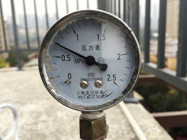 中央空调 现场施工