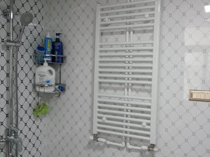 家庭采暖安装 卫浴暖气片安装效果图