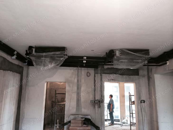 岳阳岳州帝苑中央空调、壁挂炉联动工程案例—一次性解决三大舒适生活需求
