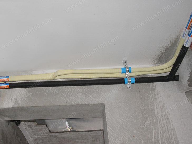 中央空调安装 走管笔直规范