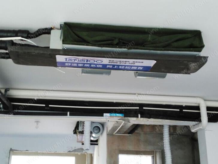 徐州万达广场中央空调、家庭采暖、新风、净水集成安装工程展示